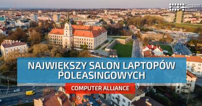 Laptopy poleasingowe Rzeszów