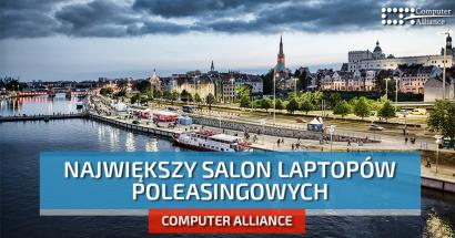 Laptopy poleasingowe Szczecin