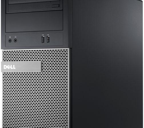 Dell OptiPlex 3010 Mini Tower desktop computer.