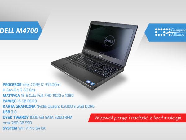 Dell M4700 i7-3840