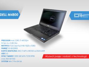 Dell M4800 i7-4810