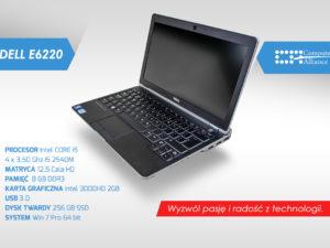 Dell e6220 i5-2540M