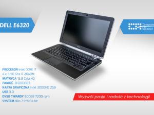 Dell e6320 i7-2640M