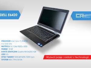 Dell e6420 i7-2640M