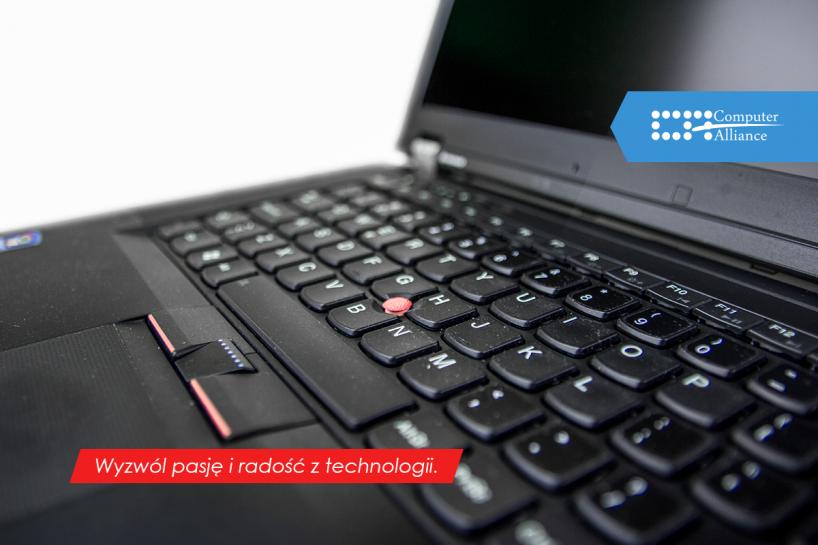 Lenovo ThinkPad W530 - klawiatura