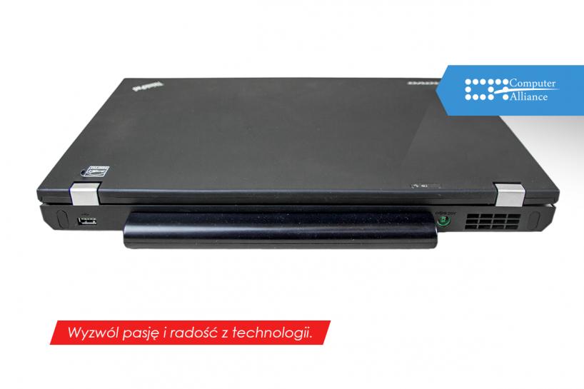 Lenovo ThinkPad W530 - obudowa