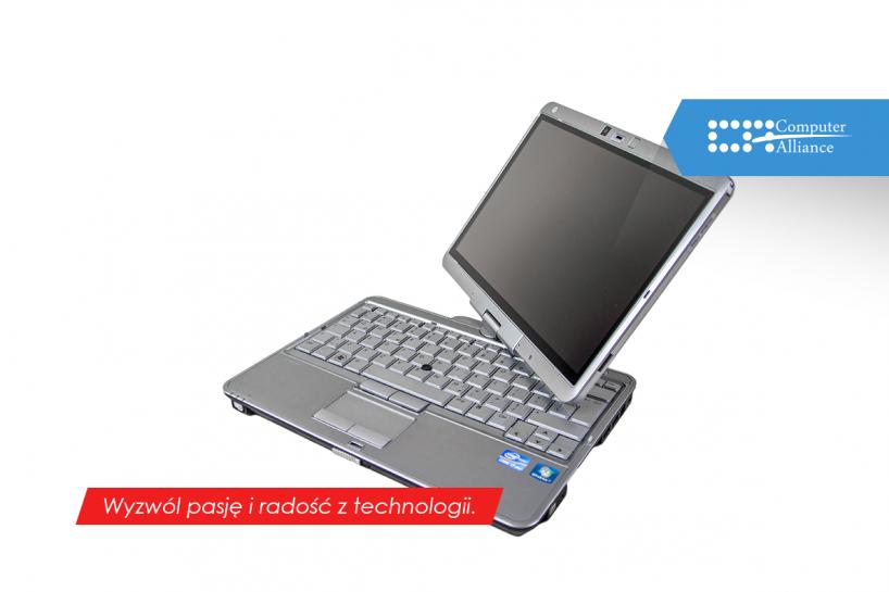 laptop dla podróżnika - HP 2760p