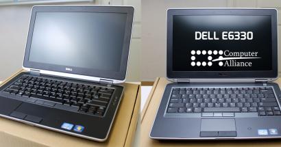 DELL E6330 - Elegancki laptop stworzony do wydajnej pracy