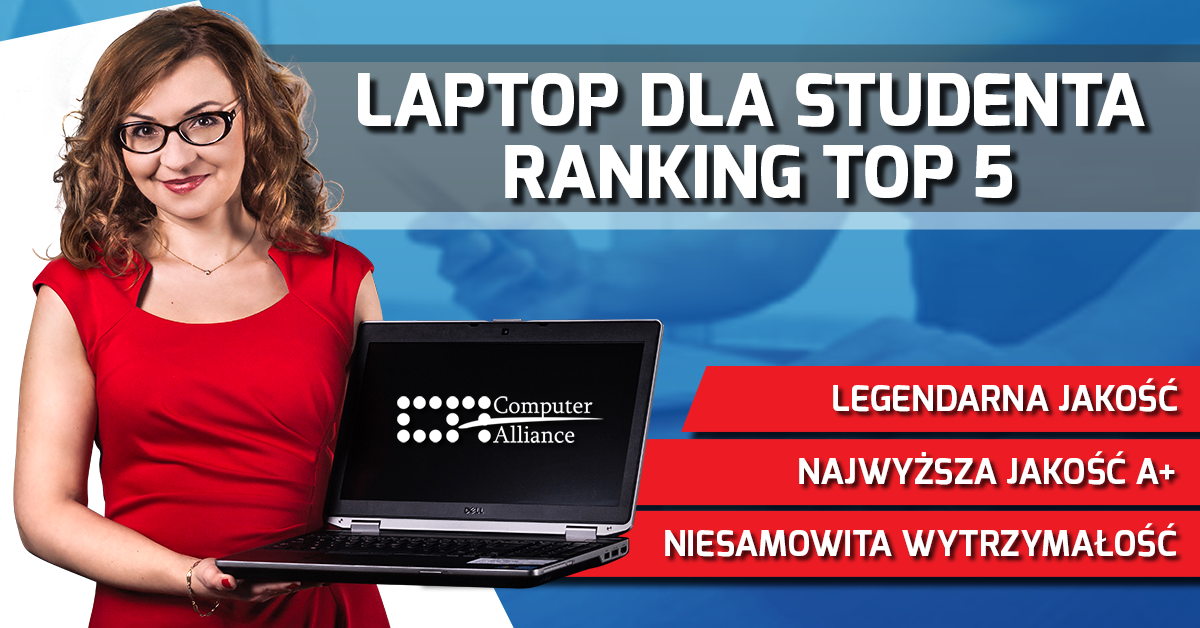 Laptop dla studenta
