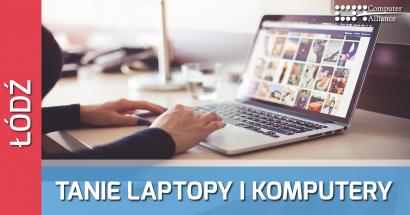 Tanie Laptopy Łódź
