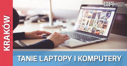 Tanie laptopy Kraków
