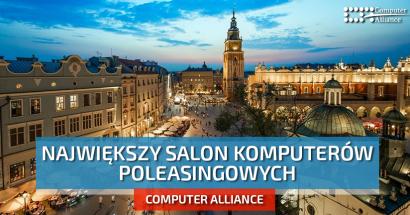 Komputery poleasingowe Kraków