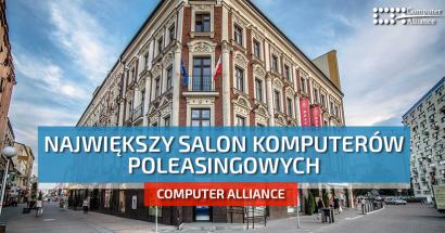 Komputery poleasingowe Sosnowiec