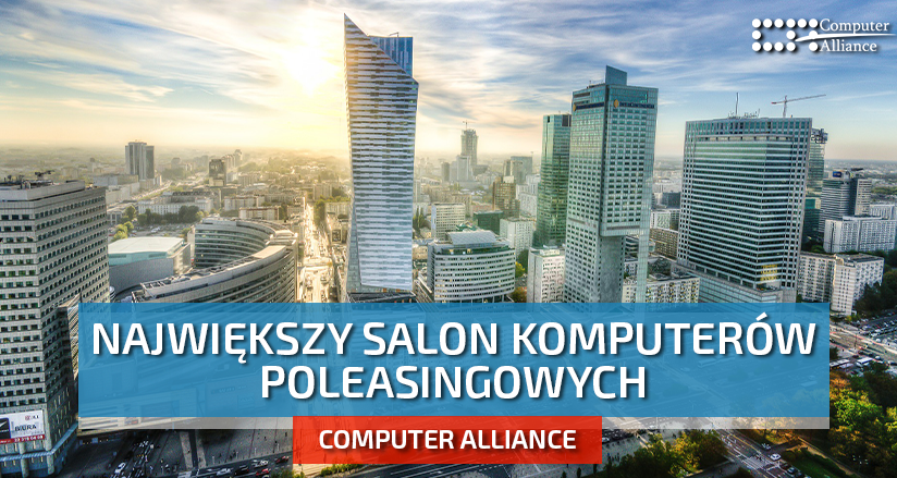 Komputery poleasingowe Warszawa