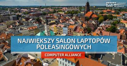 Laptopy poleasingowe Gliwice
