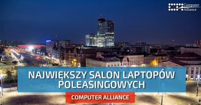 Laptopy poleasingowe Katowice