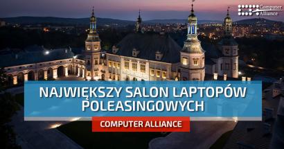 Laptopy poleasingowe Kielce