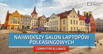 Laptopy poleasingowe Olsztyn