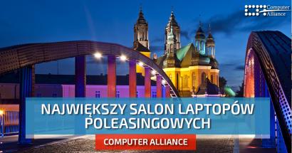 Laptopy poleasingowe Poznań
