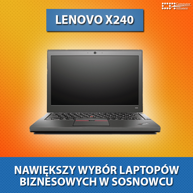 Laptopy poleasingowe Sosnowiec