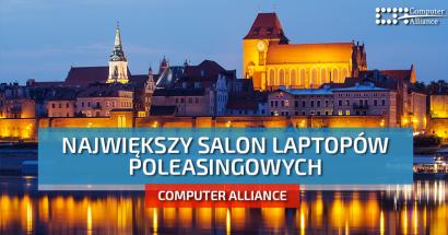 Laptopy poleasingowe Toruń