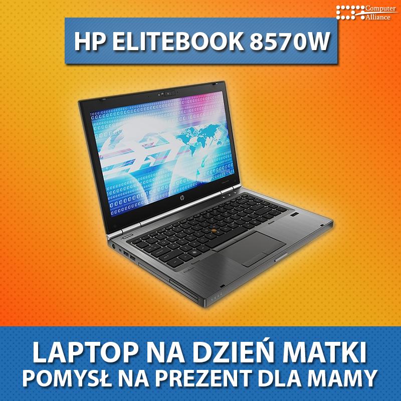 Laptop na Dzień Matki