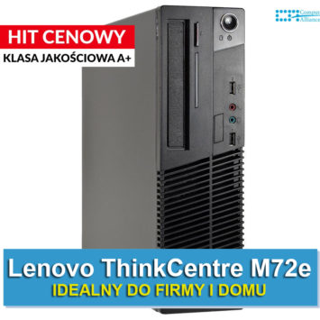 Lenovo ThinkCentre M72e computer-alliance.pl