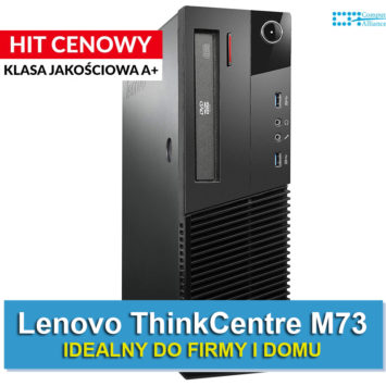 Lenovo ThinkCentre M73 computer-alliance.pl