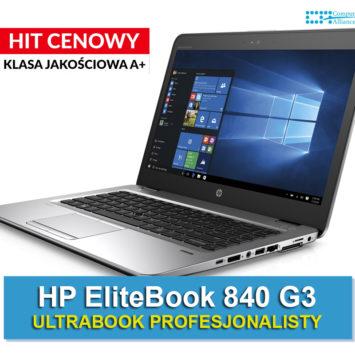 HP EliteBook 840 G3 www.computeralliance.pl