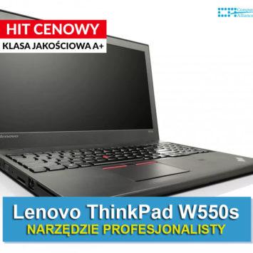 Lenovo W550s do 13cgodzin na baterii cmputer-alliance.pl